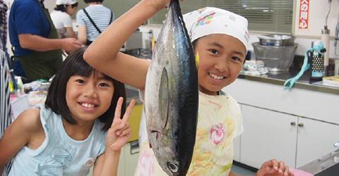まるっと旬祭!旬のお魚を正しく食べるプロジェクト